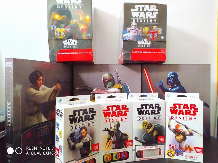 Star wars destiny pack (trading cards)