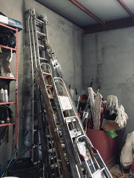 Se vende lote de escaleras distintos tamaños