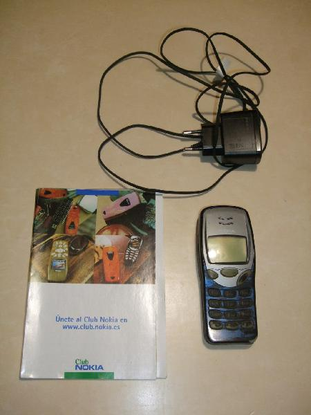 Teléfono móvil nokia 3510-i