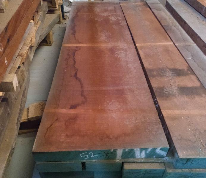 Tablón madera caoba honduras muy ancho 57 cm