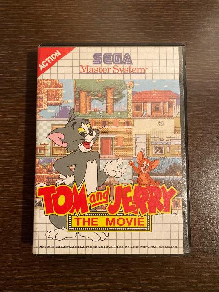 Tom y jerry master system