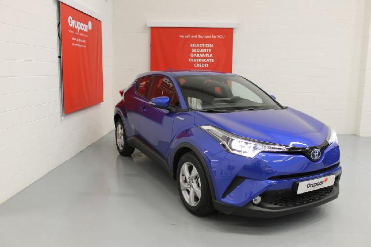 Toyota c-hr 2020 active km0 garantia oficial