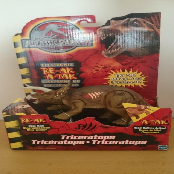 Triceratops jurassic park 3 nuevo