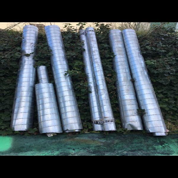 Tubo acero galvanizado