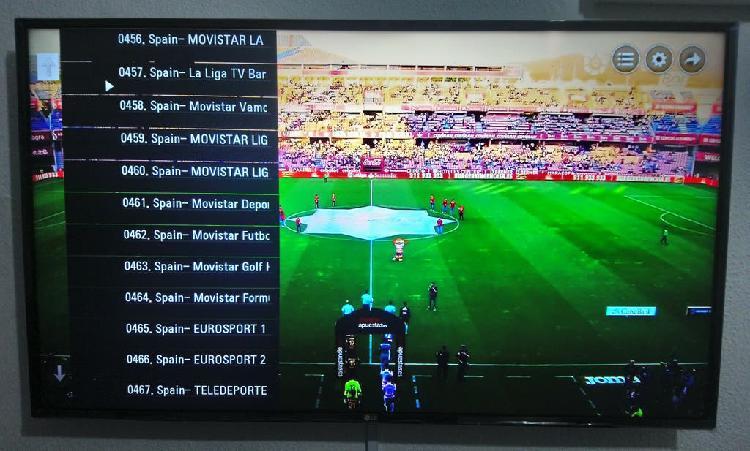 Ver todo el deporte y mas en tu smartv