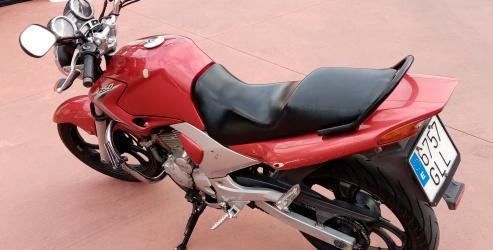 Yamaha ibr 250 c.c.
