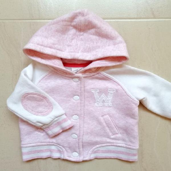 chaqueta bebé niña. 2 a 4 meses (62cm)