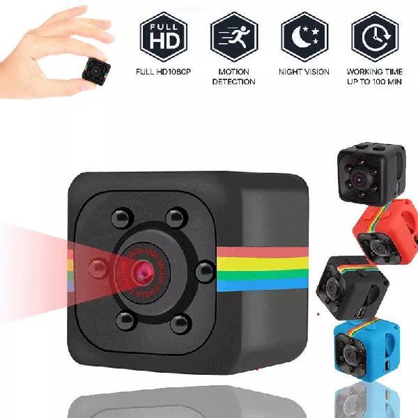 Cámara sq11 hd 960p sensor de visión nocturna