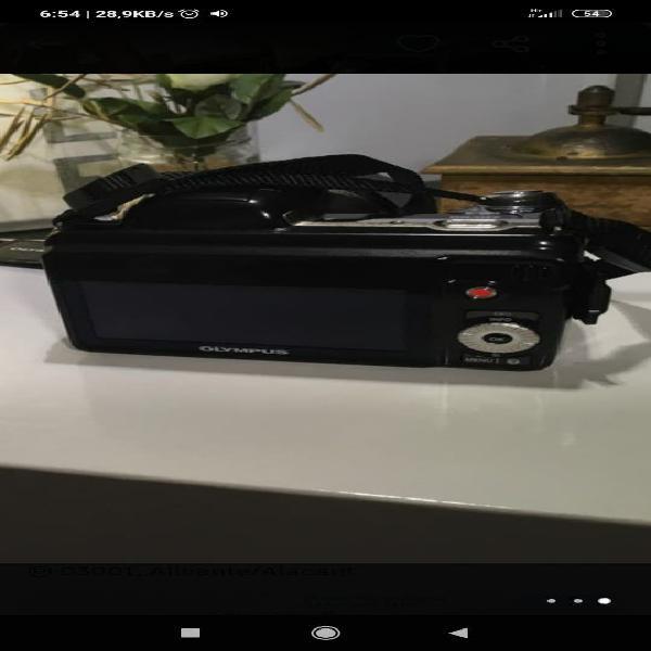 Cámara digital olympus óptica de zoom x36 cámara