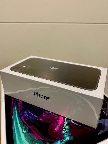 Iphone 11 apple, 64gb, sin estrenar!