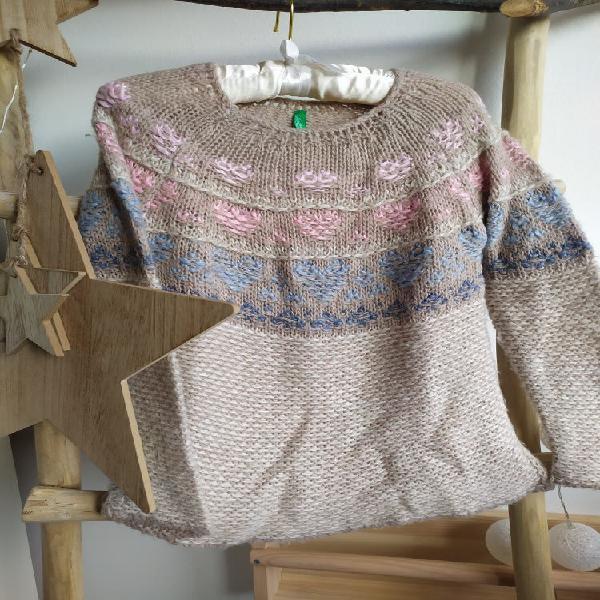 Jersey lana benetton