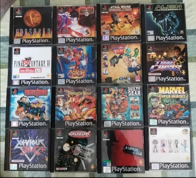 Juegos ps1 jinx marvel earthworm jim 2 psx