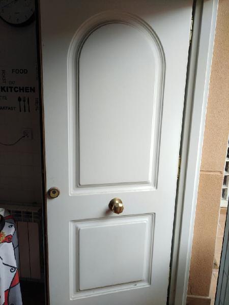 Puerta acceso vivienda acorazada