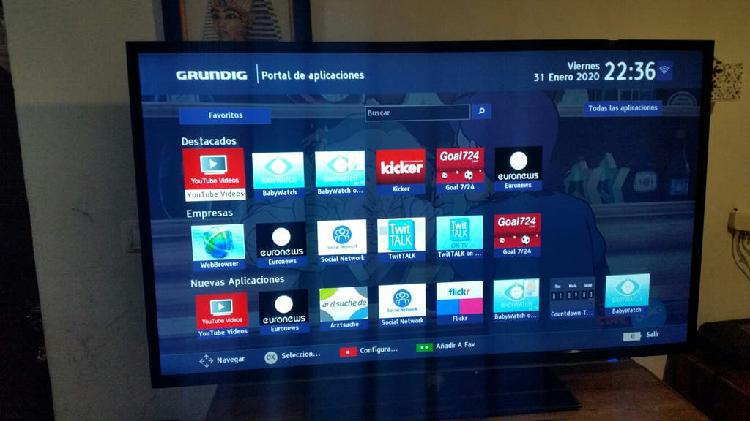 Tv 55 pulgadas marca grundig es mar tv