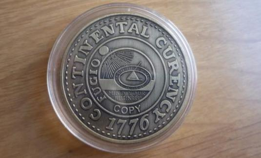 1776,copia fugio cent,usa