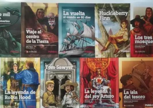 18 grandes títulos de la novela juvenil