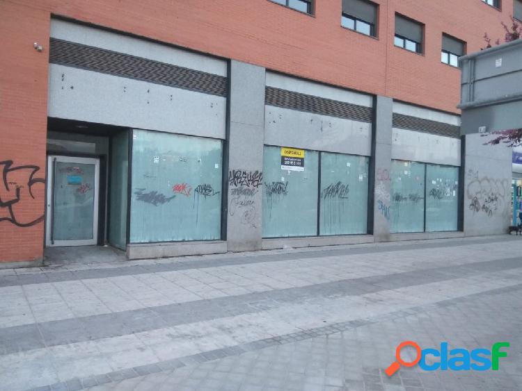 Venta / alquiler local comercial en rivas vaciamadrid
