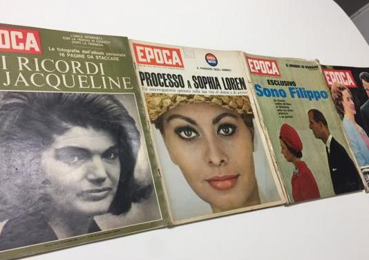 461 revistas italianas época