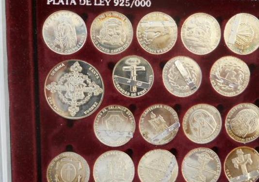 52.-18 MONEDAS DE PLATA DE LEY