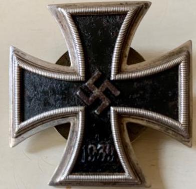 Alemania, iii reich. cruz de hierro i clase l/52
