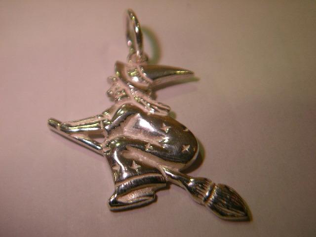 Brujas y hadas - en oro y plata