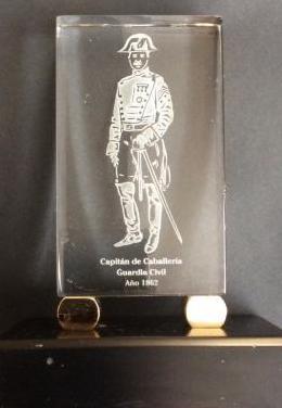 Capitán caballería guardia civil