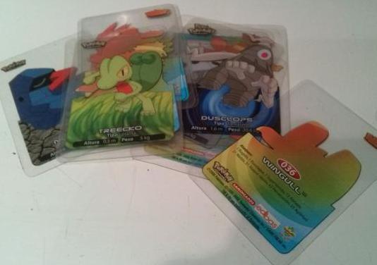 Cartas transparentes lamicard pokémon