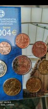 Cartera oficial grecia 2004
