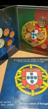 Cartera oficial portugal 2002