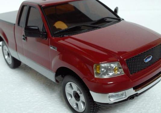 Coche kyosho - ford f-150 - escala1.24