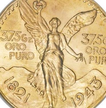 Compro monedas de oro extranjeras