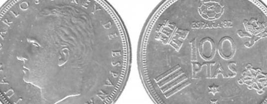 Compro monedas españolas en pesetas