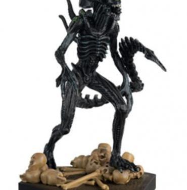 Figura resina alien xenomorfo grid predator
