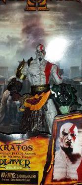 God of war ii, kratos de neca (18 cms)