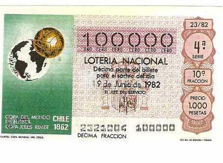 Lotería y once: faltas y lotes
