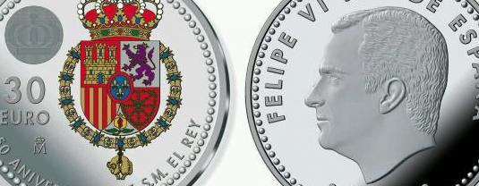Moneda conmemorativa de plata de 2018: