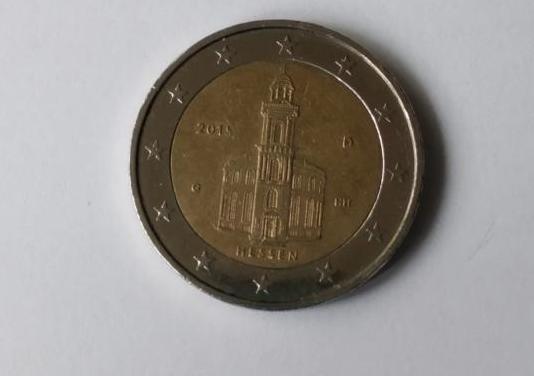Moneda de 2 alemania 2015