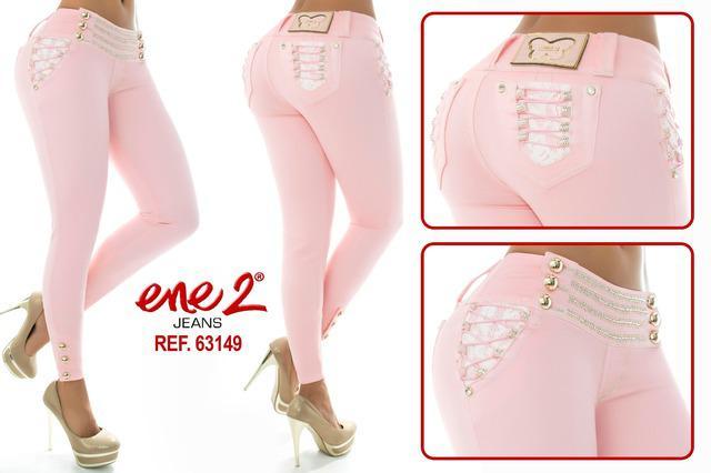Marcas exclusivas en jeans.