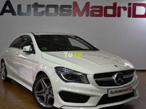 Mercedes benz clase cla cla 200 cdi amg line