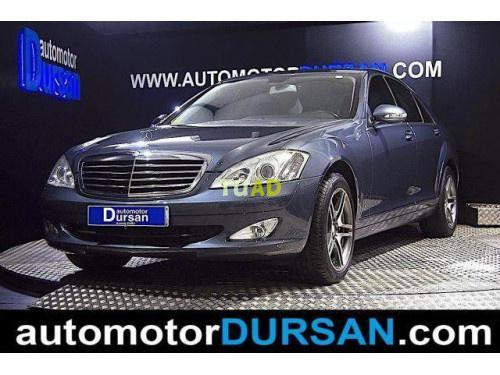 Mercedes s 320 cdi blue efficiency '10