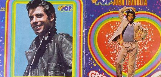 Mi libro personal de john travolta - super pop