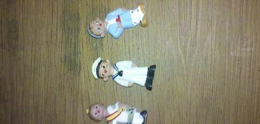 Miniaturas de figuritas