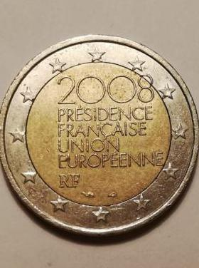 Moneda conmemorativa francia ue