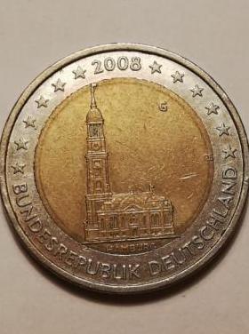 Moneda conmemorativa st. michaelis