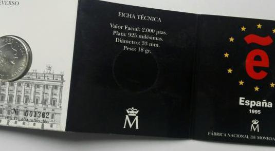 Moneda de 2000 pesetas