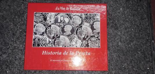 Monedas pesetas de plata - la voz de galicia