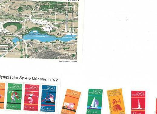 Munich 72 olimpiadas