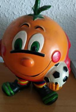 Naranjito mundial 82