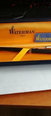 Pluma estilografica waterman
