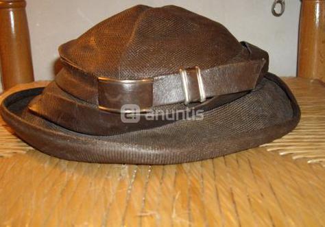 Sombrero antiguo años 40